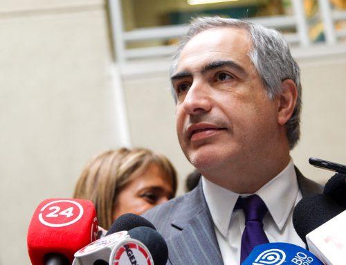 Senador Chahuán impulsa firmas para que Chile y Argentina enfrenten juntos COVID- 19