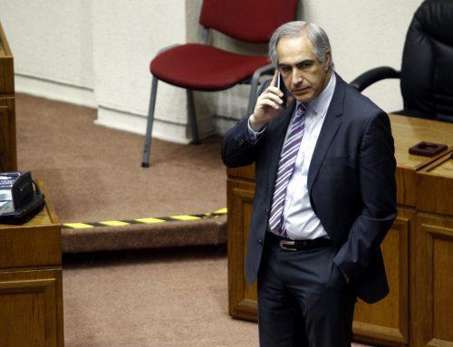 Senador Chahuán pide perdonazo de Dicom a comerciantes